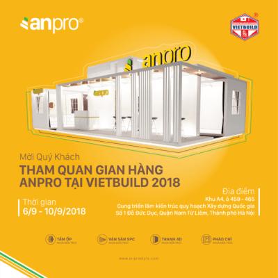 Vietbuild AnPro 2018