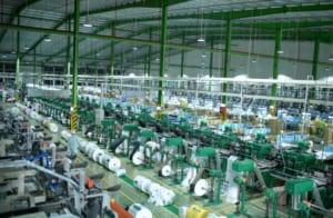 Nhà máy sản xuất tấm nhựa ốp tường