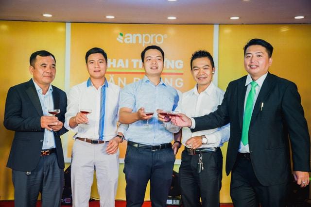 Chi nhánh Anpro tại TP Hồ Chí Minh