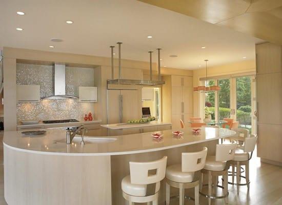 1 1 550x400 - Thiết kế phòng ăn theo phong cách