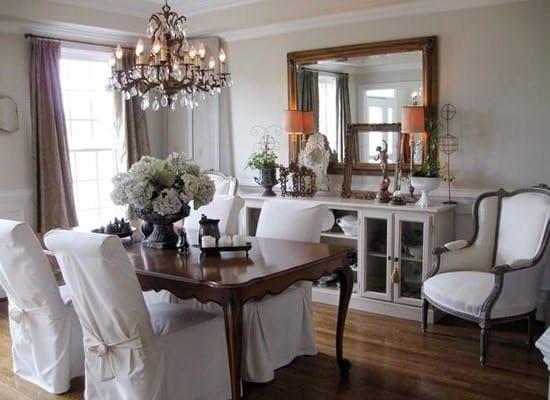 5 1 550x400 - Thiết kế phòng ăn theo phong cách