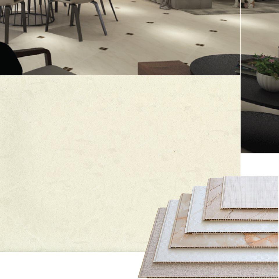 Tấm lót sàn nhà bằng nhựa