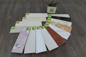 Các mẫu tấm nhựa ốp tường