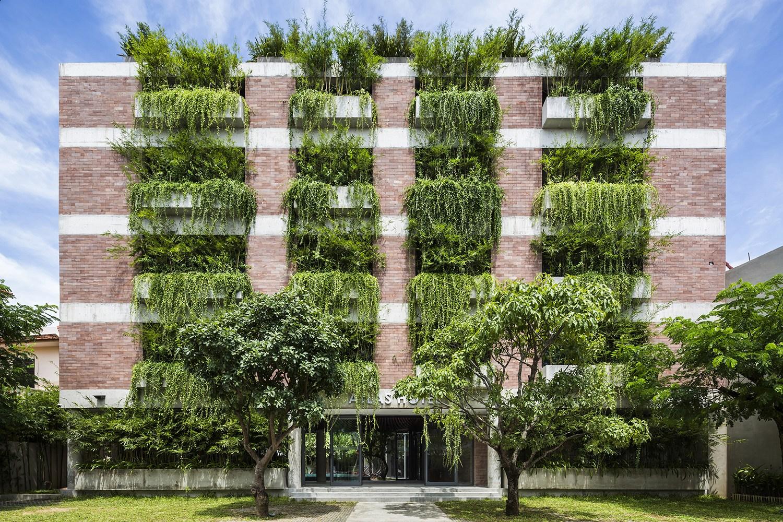 Atlas Hotel Hội An - Kiến trúc xanh giữa lòng phố cổ
