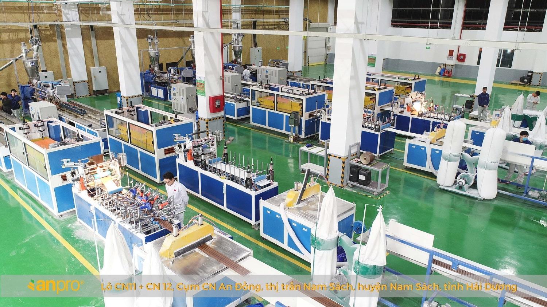 ANPRO 0038 a 01 min - Nhà máy - Quy trình sản xuất