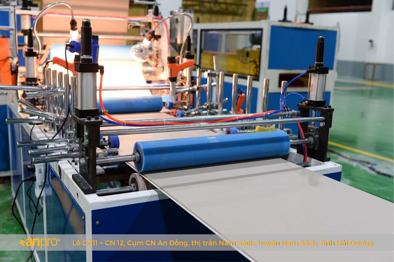 ANPRO 1544 a 01 min - Nhà máy - Quy trình sản xuất