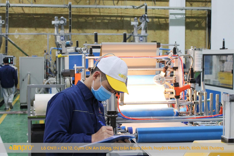 ANPRO 8399 a 01 min - Nhà máy - Quy trình sản xuất