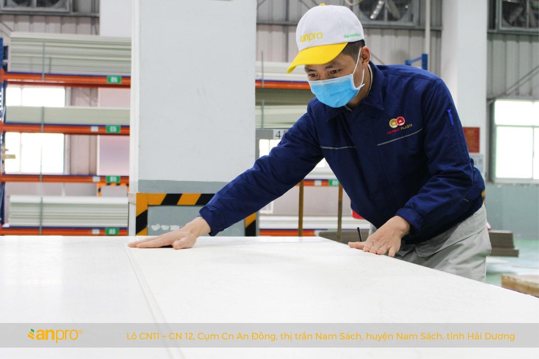 ANPRO 8404 a 01 min - Nhà máy - Quy trình sản xuất