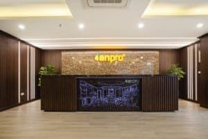 Trần nhựa kiến trúc AnPro