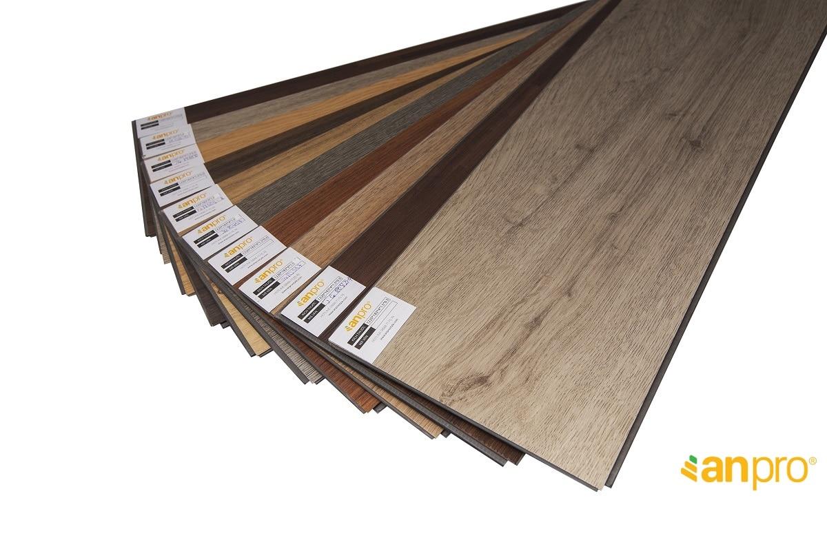 Sàn nhựa SPC cao cấp từ AnPro