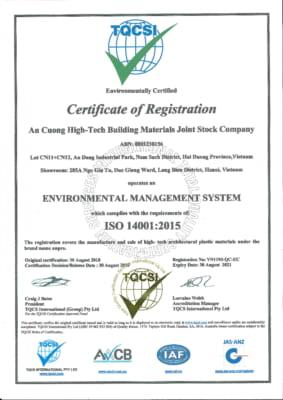 4 Environmental Management 1 1 e1560909891166 283x400 - Chứng chỉ sản phẩm