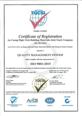 5 Quality Management 1 e1560909945181 283x400 - Chứng chỉ sản phẩm