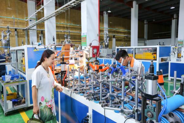 SON 4642 1 600x400 - Cùng kiến trúc sư Việt trải nghiệm thực tế nhà máy sản xuất AnPro