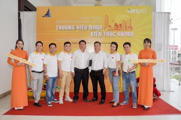 Showroom AnPro Phan Thiet 2 600x400 - KHAI TRƯƠNG SHOWROOM TRẢI NGHIỆM ANPRO CỰC LỚN TẠI PHAN THIẾT