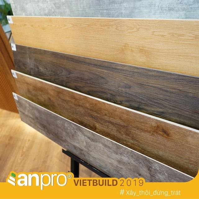 Các dòng sản phẩm mới của AnPro được giới thiệu tại Vietbuild