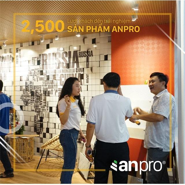 ✅GẦN 2500 lượt khách là Khách hàng, Nhà Phân phối và Kiến trúc sư ghé thăm gian hàng
