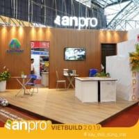 Triển lãm Vietbuild với showroom AnPro