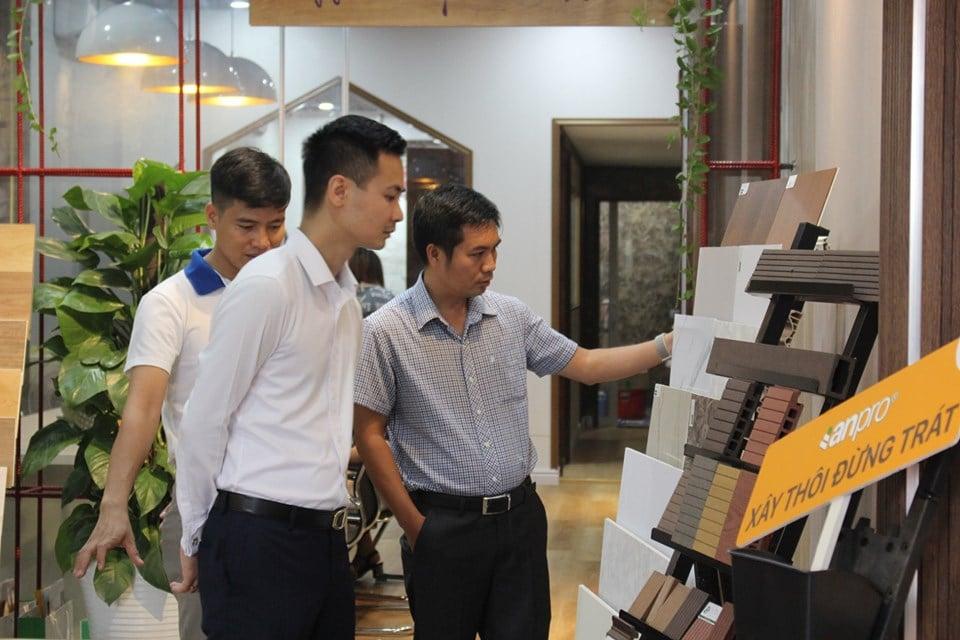 Khai truong showroom Nha Phan Phoi AnPro Nha Trang 2 - Showroom