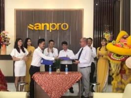 AnPro hợp tác với đối tác
