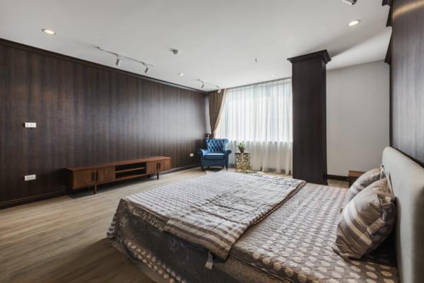 Ảnh 2.Sự ấm áp nhẹ nhàng từ Sàn SPC hèm khóa vân gỗ AnPro kết hợp tấm Ốp nội thất AnPro vân gỗ 1 600x400 - 6 sự thật thay đổi tư duy của người tiêu dùng về vật liệu nhựa kiến trúc