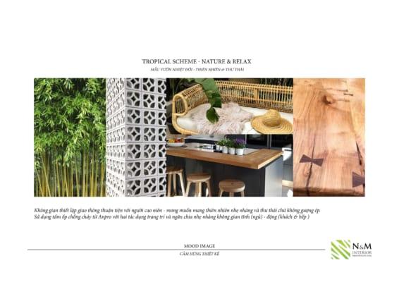 0005 1 566x400 - Bài dự thi N&M - Thiết kế lại khu căn hộ tập thể cũ ở Khương Thượng - Đống Đa - Hà Nội