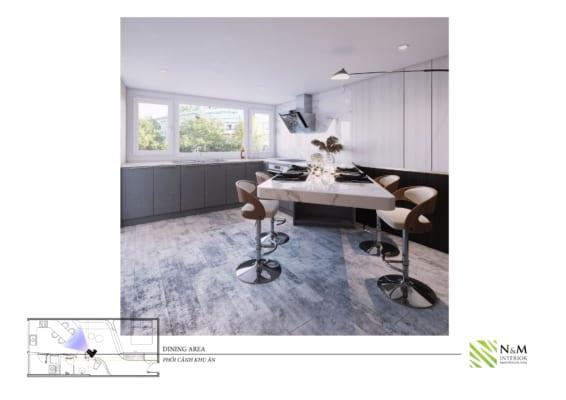 0012 566x400 - Bài dự thi N&M - Thiết kế lại khu căn hộ tập thể cũ ở Khương Thượng - Đống Đa - Hà Nội