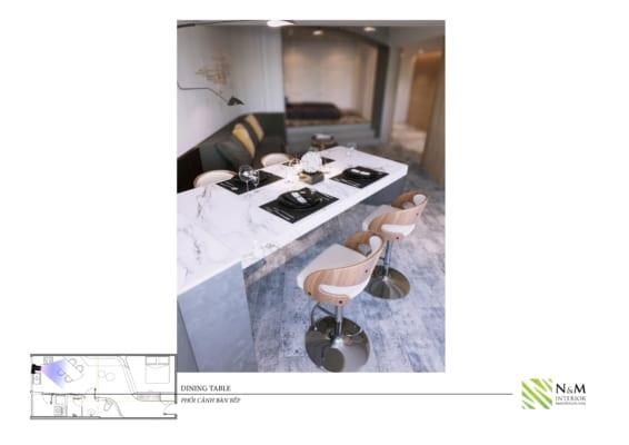 0015 566x400 - Bài dự thi N&M - Thiết kế lại khu căn hộ tập thể cũ ở Khương Thượng - Đống Đa - Hà Nội