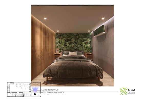 0019 1 566x400 - Bài dự thi N&M - Thiết kế lại khu căn hộ tập thể cũ ở Khương Thượng - Đống Đa - Hà Nội
