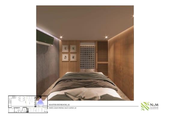 0020 1 566x400 - Bài dự thi N&M - Thiết kế lại khu căn hộ tập thể cũ ở Khương Thượng - Đống Đa - Hà Nội