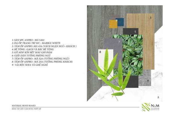 0023 566x400 - Bài dự thi N&M - Thiết kế lại khu căn hộ tập thể cũ ở Khương Thượng - Đống Đa - Hà Nội