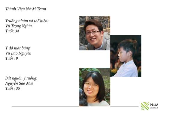 0024 566x400 - Bài dự thi N&M - Thiết kế lại khu căn hộ tập thể cũ ở Khương Thượng - Đống Đa - Hà Nội