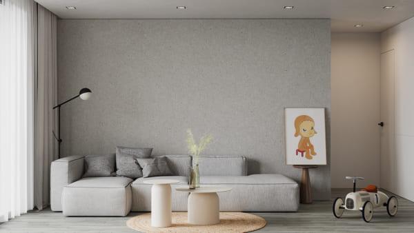 KHACH BEP 3 600x338 - Bài dự thi của TRẦN XUÂN NGHĨA - Thiết kế và cải tạo không gian nội thất khách bếp căn hộ Chung cư An Bình City.