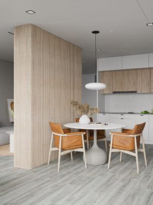 KHACH BEP 7 300x400 - Bài dự thi của TRẦN XUÂN NGHĨA - Thiết kế và cải tạo không gian nội thất khách bếp căn hộ Chung cư An Bình City.