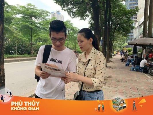 Post web AnPro 5 532x400 - Sinh viên ĐH Kiến trúc Hà Nội và ĐH FPT hào hứng tìm hiểu Phù Thủy Không Gian