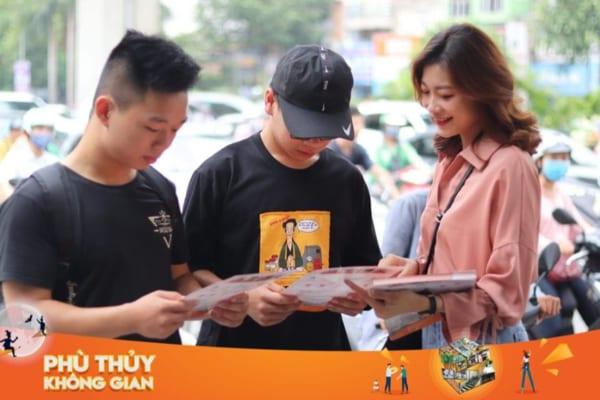 Post web Anpro 2 600x400 - Sinh viên ĐH Kiến trúc Hà Nội và ĐH FPT hào hứng tìm hiểu Phù Thủy Không Gian