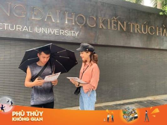 Post web Anpro 3 533x400 - Sinh viên ĐH Kiến trúc Hà Nội và ĐH FPT hào hứng tìm hiểu Phù Thủy Không Gian