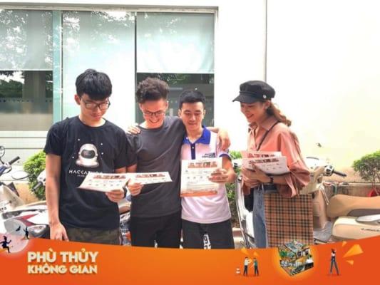 Post web Anpro 4 533x400 - Sinh viên ĐH Kiến trúc Hà Nội và ĐH FPT hào hứng tìm hiểu Phù Thủy Không Gian