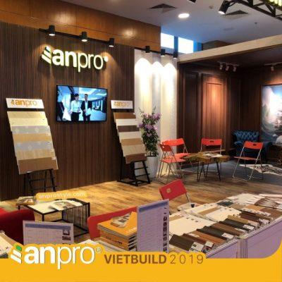 """Ảnh 2 400x400 - AnPro """"tạo cơn sốt"""" tại Vietbuild Hà Nội 2019"""