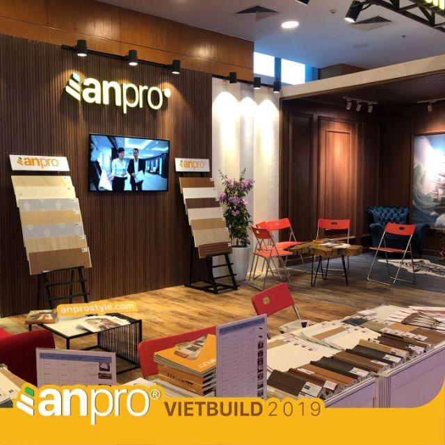 """Ảnh 2 - AnPro """"tạo cơn sốt"""" tại Vietbuild Hà Nội 2019"""