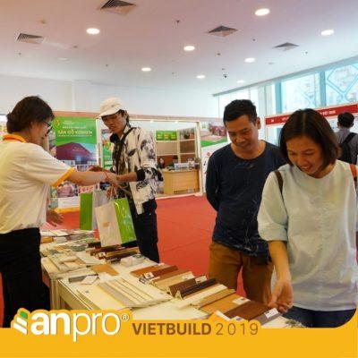 """Ảnh 3 400x400 - AnPro """"tạo cơn sốt"""" tại Vietbuild Hà Nội 2019"""