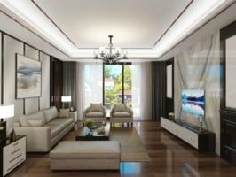 Phòng khách 1 266x200 - Ứng dụng thiết kế