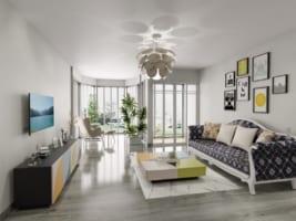 Phòng khách 14 267x200 - Ứng dụng thiết kế