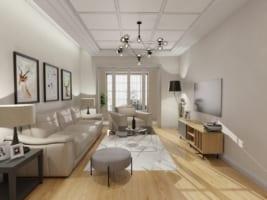Phòng khách 15 267x200 - Ứng dụng thiết kế