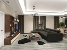 Phòng khách 2 267x200 - Ứng dụng thiết kế