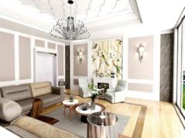 Phòng khách 7 267x200 - Ứng dụng thiết kế