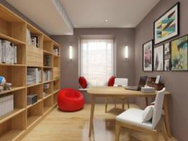 Phòng làm việc 267x200 - Ứng dụng thiết kế
