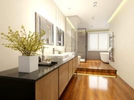 Phòng tắm 267x200 - Ứng dụng thiết kế