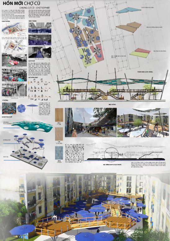 108 TDTU Nguyễn Huỳnh Duyên Hứa Phi Hải  HỒN MỚI CHỢ CŨ Chung cư cũ Chợ tự Phát - Phù thuỷ không gian 2019