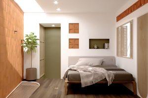 14 300x200 - 3 kiểu thi công tường, vách bằng tấm nhựa ốp tường trong kiến trúc nội thất