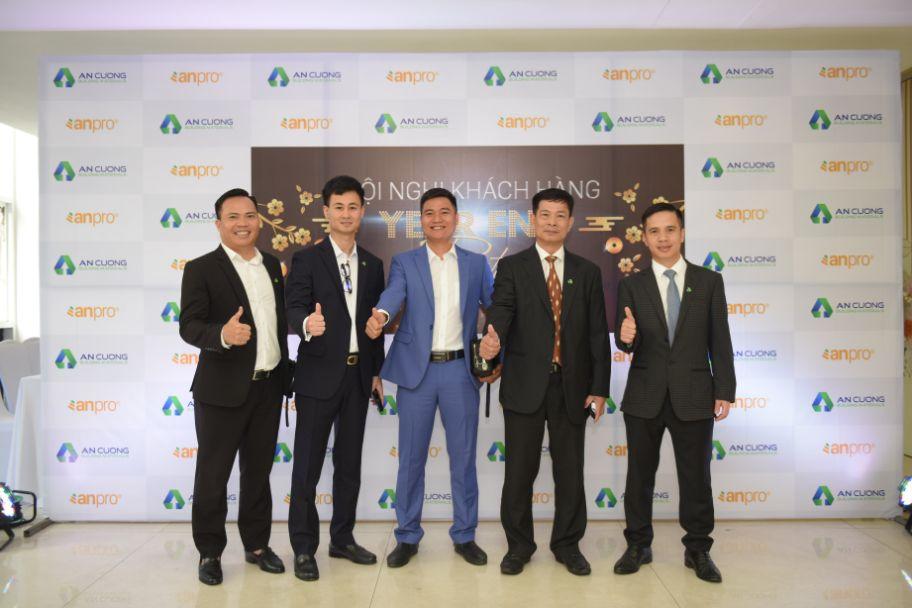 VTT 1396 - AnPro tổ chức hội nghị khách hàng và đối tác 2019